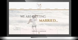 Hochzeitshomepage erstellen lassen